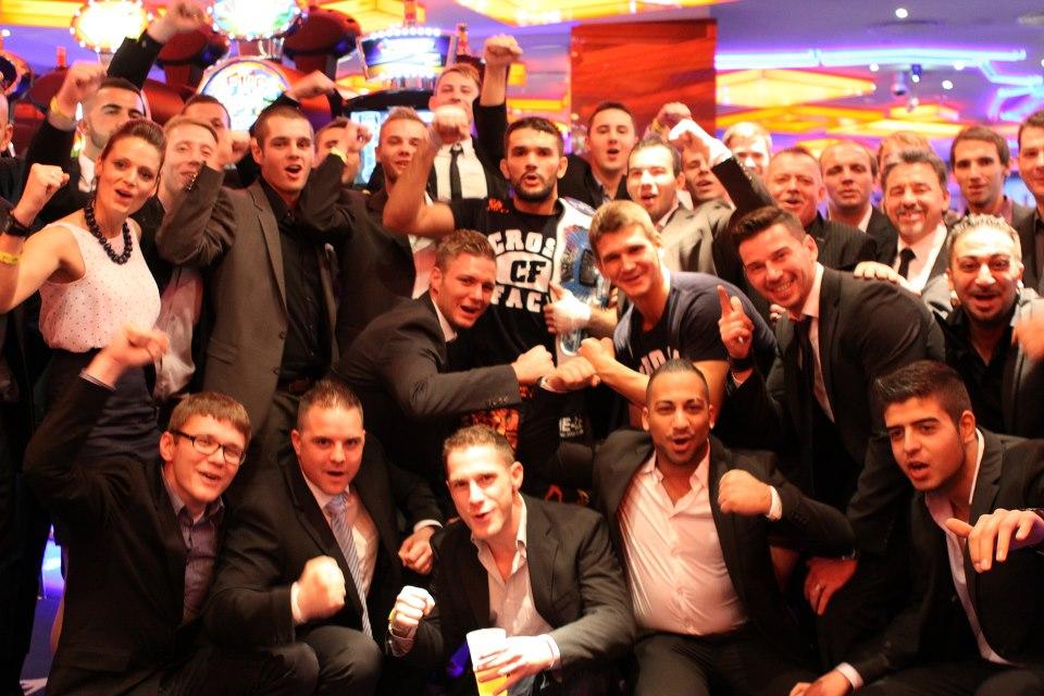 Casino fighting